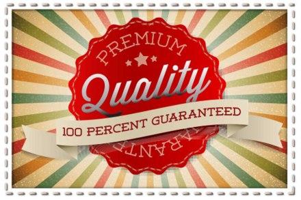 Guarantee-Seal-framed